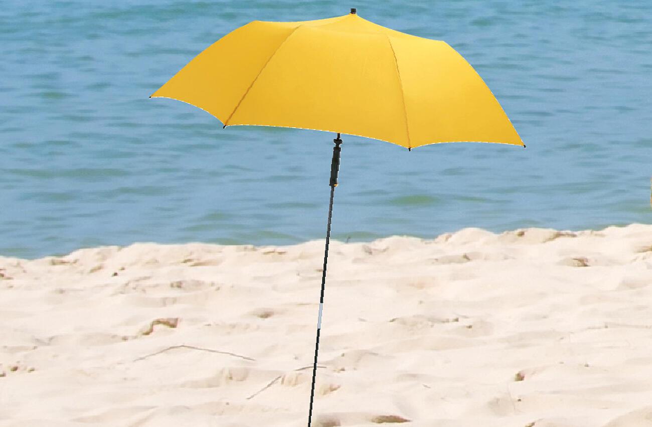 Mini Strand Sonnenschirm Beachcamper