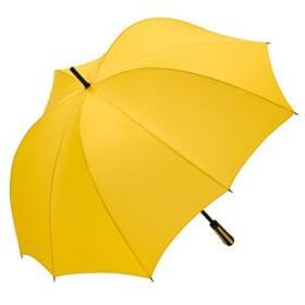auffälliger Schirm
