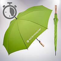 langer Lebenszyklus bei Regenschirmen