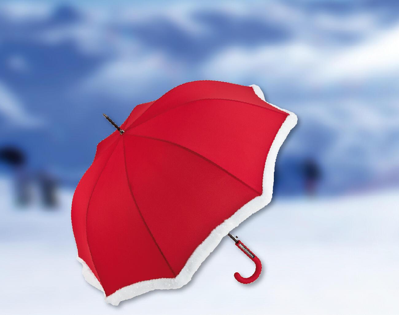 Der Weihnachtsschirm