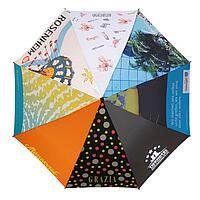 Regenschirm Druckbeispiele