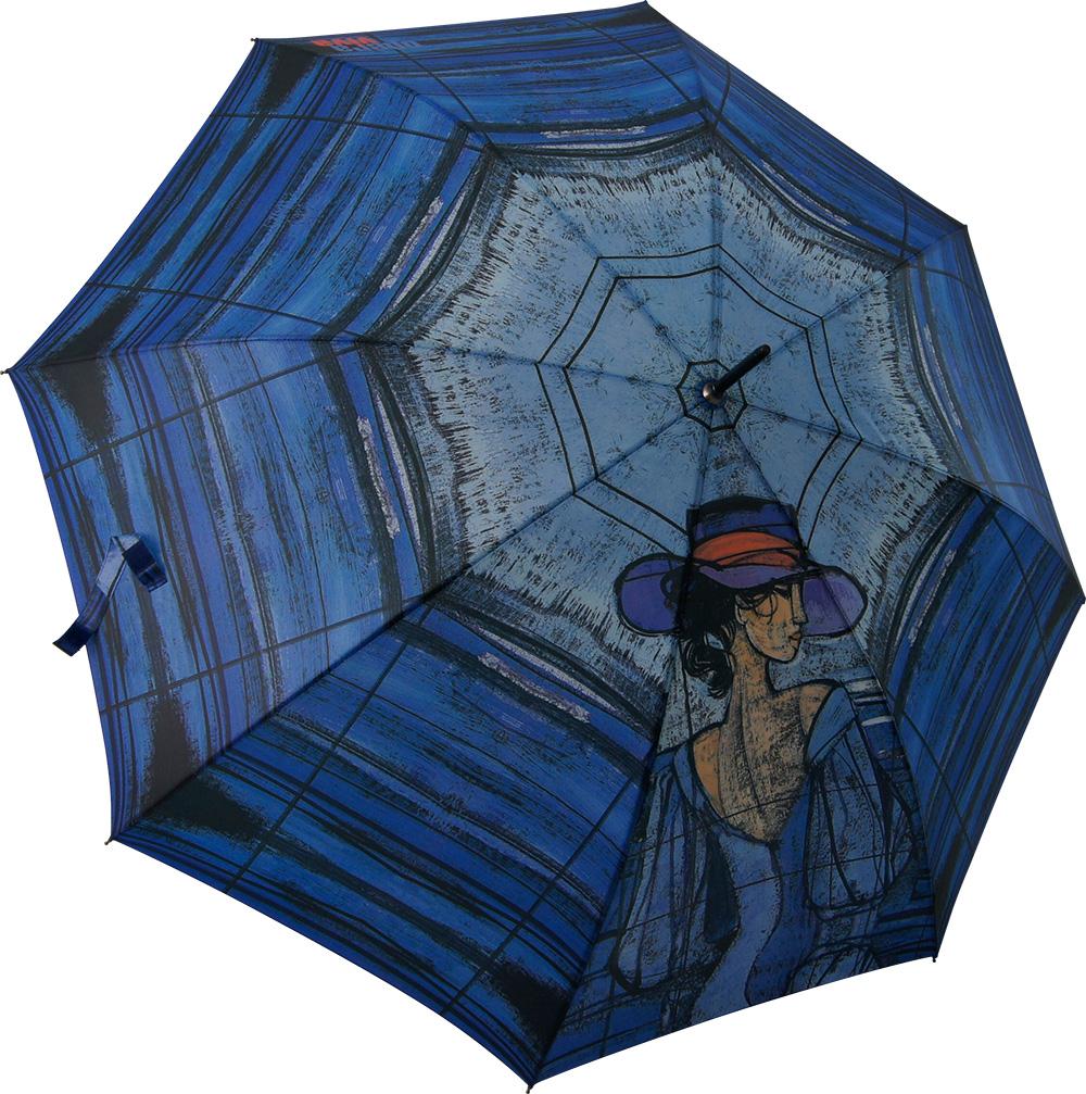 Vollflaechig Bedruckter Regenschirm vom Profi
