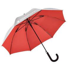 Regenschirmbezug innen ROT