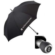 Regenschirm geöffnet