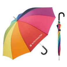Regenschirm Alu Rainbow