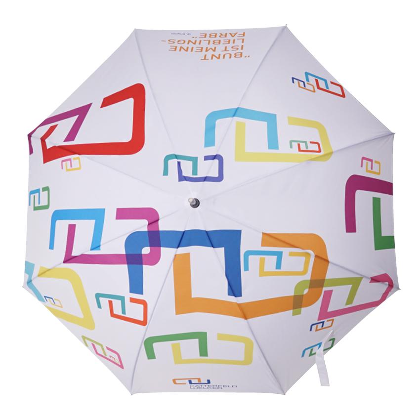 Regenschirm vollflächig bedrucken