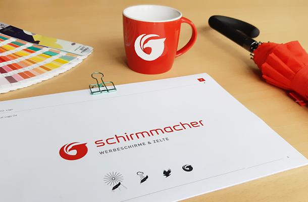 neues Logo schirmmacher