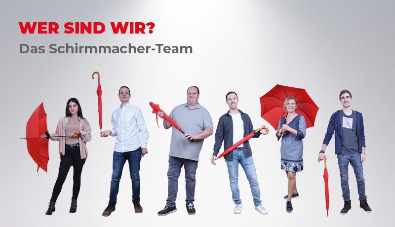 Das Schirmmacher-Team