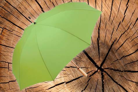 Nachhaltig: Ökobrella