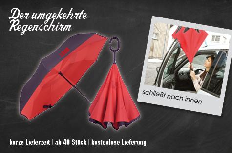 Future Inverse - der umgekehrte Schirm