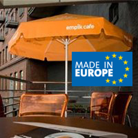 Sonnenschirme made in EU