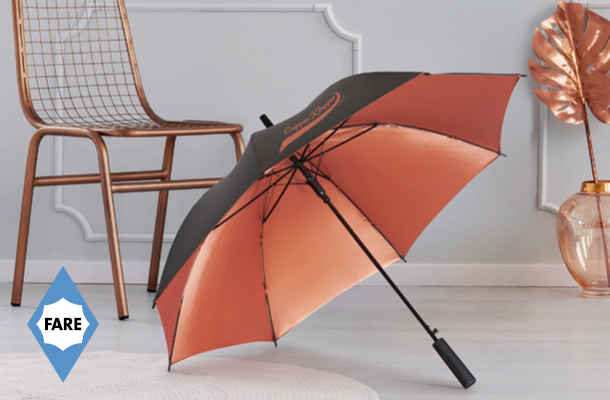 FARE Regenschirme bedrucken