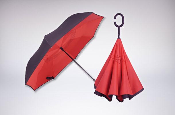 Originelle Regenschirme