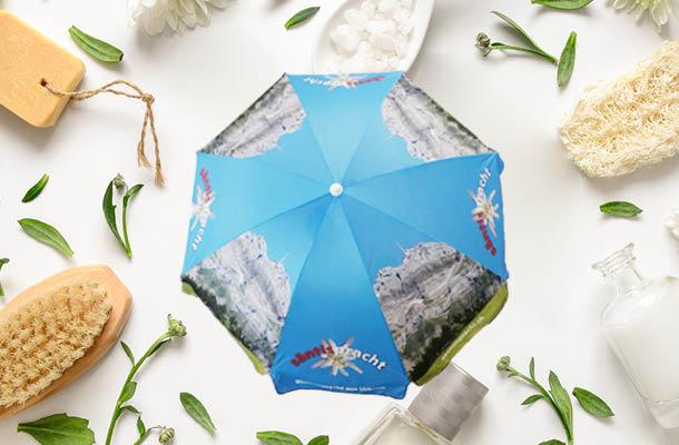 Sonnenschirm-Pflegetipps