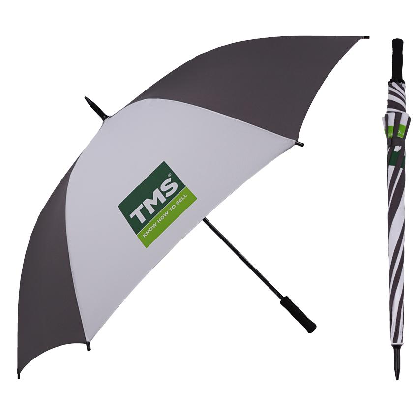 TMS Regenschirm bedruckt